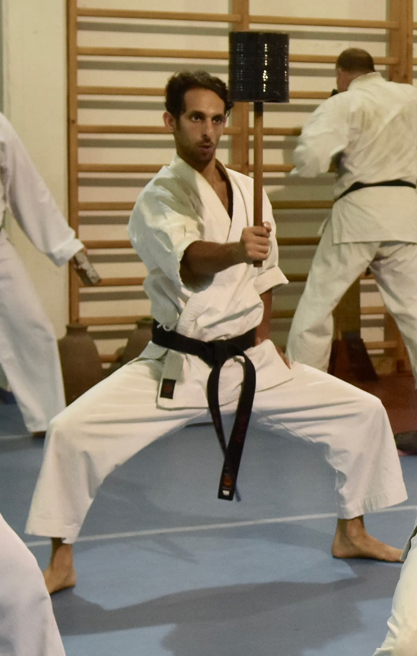 BOAZ TEREM - Black Belt 2nd Dan (training for 27 years)