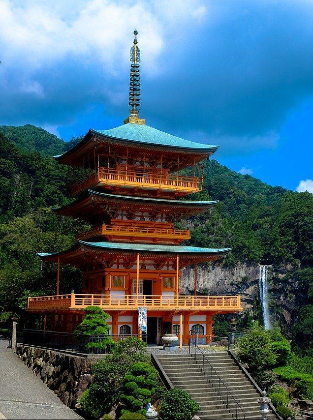 מקדש יפני